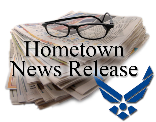 Click here to open and download a Hometown News Release form