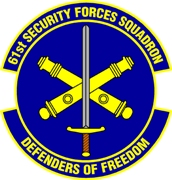 61st Security Forces Squadron