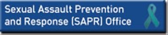 Sexual Assault Prevention and Response (SAPR) Office